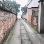 Bán 61m2 đất xóm thố, thố bảo, vân nội, ô tô đỗ cửa, gần bìa làng. 27tr/m2