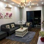 Cho thuê căn hộ chung cư r2 goldmark city. 3n full