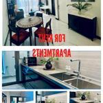 Cho thuê căn 1 phòng ngủempire city view sông , giá tốt thị trường . toàn: 0906699095
