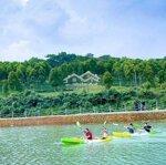 đất ven đà lạt view hồ như hình cực đẹp giá bán 650 triệu