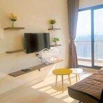 Cho thuê chung cư gateway 2 phòng ngủfull nội thất giá re