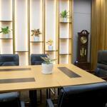 Phòng họp sang trọng, chuyên nghiệp giá siêu hời chỉ có tại hanoi office