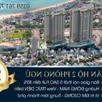 Căn hộ cao cấp i-tower 100% view biển