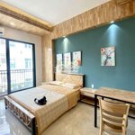 Phòng trọ q1 full nội thất đường trần đình xu