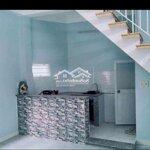 Nhà sạch sẽ ,dt sd 40m²,1 phòng ngủ , 1 vệ sinh 1 bếp
