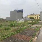Bán đất đấu giá tân dân, huyện khoái châu 110m²