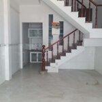 Nhà 1 trệt 1lầu 36 mét vuông ấp 3 xuân thới thượng
