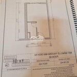 Cần bán căn officetel the pegasuite 2 25m² 1 pn