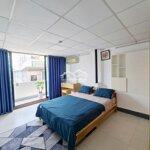 Căn hộ dịch vụ, 50m² 1 phòng ngủquận 1