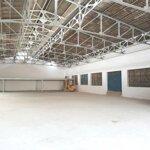Cho thuê kho xưởng 1000m2 tại tx. dĩ an, bd