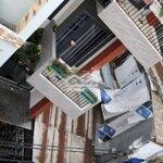 Nhà 1 trệt 2 lầu 1 sân thượng hẻm 3 gác giá 2 t3