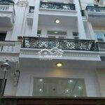 Nhà mới 4 tầng 4x16m 4 phòng ngủ 5 vệ sinhđường số 30, p6
