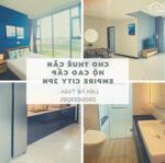 Cho thuê gấp căn 2 phòng ngủempire city giá tốt ban công thoáng mát . view thành phố . toàn : 0906699095