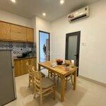 Căn hộ dịch vụ, mini quận gò vấp 45m² 1 phòng ngủfull nt