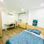Căn hộ dịch vụ, mini quận 1 24m² 1 phòng ngủcửa sổ lớn