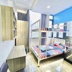 Cho thuê căn hộ có gác, full nội thất, cửa sổ