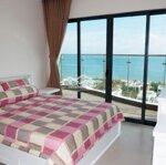Căn hộ nghỉ dưỡng 5 sao 2 phòng ngủ91m2 view sát biển