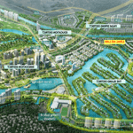Bán biệt thự đơn lập làng hà lan ecopark dt 162m giá rẻ