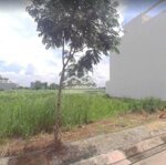 Cần Bán Gấp Lô Đất Kdc Việt Phú Garden, 100M2, Shr