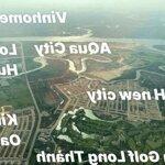 Cần Thanh Lý Lô Sổ Đỏ Biên Hòa New City Hàng Ngộp