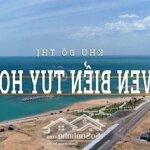 Đất Nền Ven Biển_Cách Sân Bay Chỉ 500M_Sổ Lâu Dài