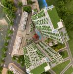 Bán shop khối đế sol fores 3 tầng dt 200m2 giá trị đầu tư