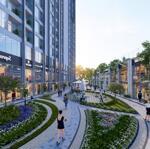 Ecompark hải dương mở bán căn shop tại khối đế trung tâm thương mại