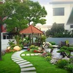 Biệt Thự Sân Vườn Long Hải