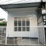 Cho thuê nhà trệt- gác đường số 6 kdc long thịnh