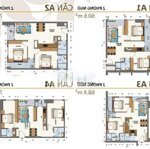 Chung Cư Saigonland Apartment 68M² 2 Phòng Ngủ2Wc