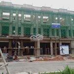 Shop House Thương Mại Thế Sol City Mặt Tiền 60M