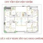 Shophouse chung cư tứ hiệp plaza 30m²