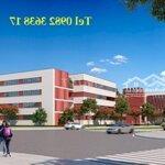 đất xây dựng hệ thống trường học hoàng mai
