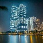 Shop chân đế 46 m2 tòa techno park - 45 tầng vip