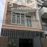Bán Nhà Đường Lê Đình Cẩn, Phường Tân Tạo, Bình Tân, 50M2, Giá 4 Tỷ