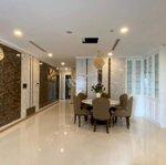 Chung cư vinhomes central park 156m² 4pn