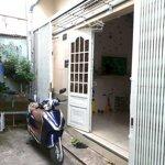 Nhà 1 trệt 1 lầu 70m2 đường nguyễn thái sơn,p5,gv
