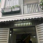 Bán nhà cũ ít sử dụng hẻm cây trâm-gò vấp, giá mềm