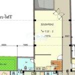 Shophouse shophouse trung tâm quận 7 93m²