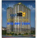 Căn hộ bcons plaza đối diện big c dĩ an 2 phòng ngủ1.5ty