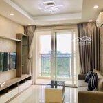 Chung cư sunrise cityview 74m² 2 phòng ngủfull nội thất
