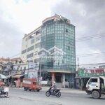 Tòa nhà cho thuêmặt tiềnlê trọng tấn 2200m2