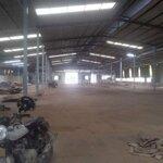 Cho thuê xưởng 4000m2 (tdt 4500) thuận an giá rẻ