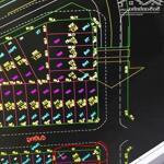 Cần bán lô đất 2 mặt tiền 91m2 ở kđt liêm chung (khu đấu giá - lô b1), tp.phủ lý, hà nam