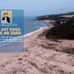 Cần Bán Gấp Đất 3 Mặt Tiền Đường Diện Tích719 Giáp Biển Kê Gà, Thiên Đường Resort Bình Thuận