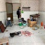 Nhà cho thuê 1 trệt 1 lửng 3 pn ht13 hẻm 6m