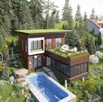 Bán gấp biệt thự nghỉ dưỡng sunset villas & resort, 4 pn, full nội thất, bể bơi, view hồ, nhỉnh 3 tỷ