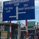 Bán nhanh lô mt quách thị trang khu phố chợ điện nam trung 100m2