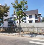 Bán lô góc khu biệt thự euro villa 2 giá rẻ bằng lô ống 369m2 hòa xuân, cẩm lệ