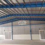Cho thuê kho xưởng 600m2 kcn hòa khánh pc tự động